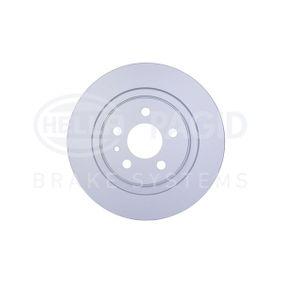 Bremsscheibe Bremsscheibendicke: 12,0mm, Ø: 272mm mit OEM-Nummer 4246 P4