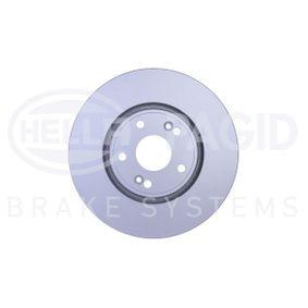 Bremsscheibe Bremsscheibendicke: 26,0mm, Ø: 300mm mit OEM-Nummer 77 01 206 614