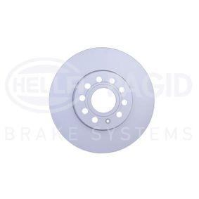 Bremsscheibe Bremsscheibendicke: 24,9mm, Ø: 288mm mit OEM-Nummer 5C0615301A