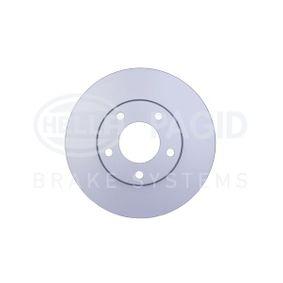 2012 Mazda 3 BL 2.0 (BLEFP) Brake Disc 8DD 355 110-881