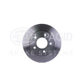 2011 Mazda 3 BL 1.6 MZR CD Brake Disc 8DD 355 110-901