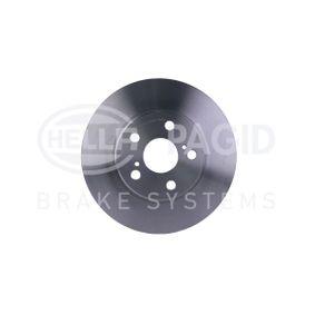 Disco de freno 8DD 355 110-911 3 (BK) 2.3 MZR ac 2007