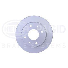 Disco de freno 8DD 355 111-531 COLT 6 (Z3A, Z2A) 1.1 ac 2010