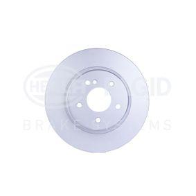 Bremsscheibe Bremsscheibendicke: 22,0mm, Ø: 300mm mit OEM-Nummer 210.423.0812