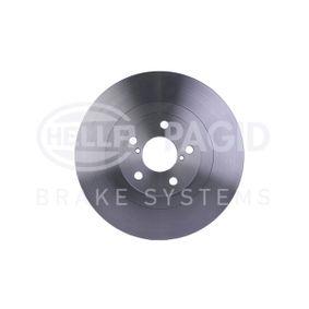Bremsscheibe Bremsscheibendicke: 24,0mm, Ø: 294mm mit OEM-Nummer 26300-FE040