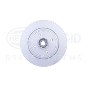 Bremsscheibe Bremsscheibendicke: 11mm, Ø: 274mm mit OEM-Nummer 7701206327