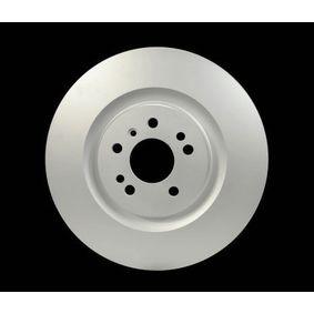 Спирачен диск дебелина на спирачния диск: 32,0мм, Ø: 350мм с ОЕМ-номер 1644210512