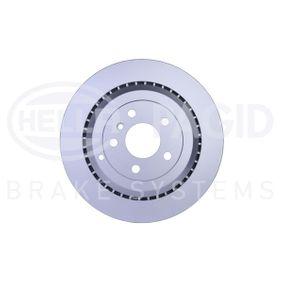 Спирачен диск дебелина на спирачния диск: 22,0мм, Ø: 330мм с ОЕМ-номер A1644231312