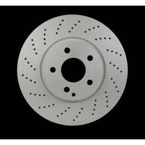 Brake Disc 8DD 355 114-231 E-Class Saloon (W212) E 350 CDI 3.0 MY 2015