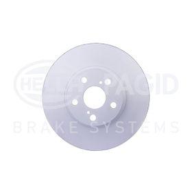 Disque de frein Epaisseur du disque de frein: 25mm, Ø: 275mm avec OEM numéro 43512 20710