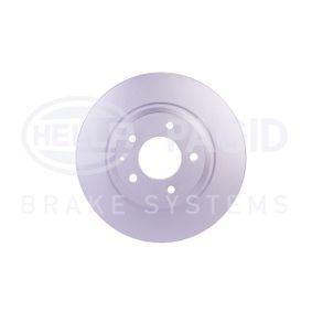 Bremsscheibe Bremsscheibendicke: 18mm, Ø: 302mm mit OEM-Nummer F15226251