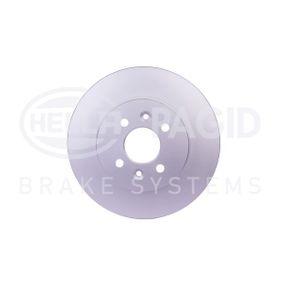 Bremsscheibe Bremsscheibendicke: 12mm, Ø: 280mm mit OEM-Nummer 7701 207 227