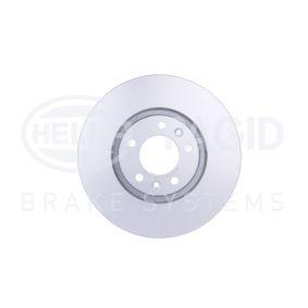 Bremsscheibe Bremsscheibendicke: 22mm, Ø: 302mm mit OEM-Nummer 96 87 990 780