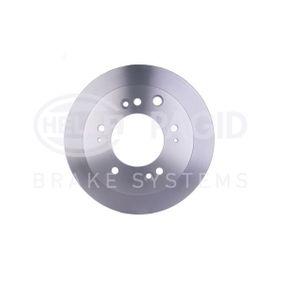 Brake Disc 8DD 355 116-571 SORENTO 1 (JC) 3.8 4WD MY 2021