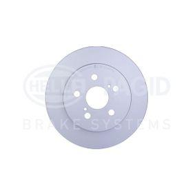 Bremsscheibe Bremsscheibendicke: 9mm, Ø: 259mm mit OEM-Nummer 42431 02250