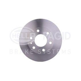 Bremsscheibe Bremsscheibendicke: 28mm, Ø: 300mm mit OEM-Nummer 5801639518