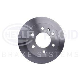Bremsscheibe Bremsscheibendicke: 16mm, Ø: 298mm mit OEM-Nummer A90 642 3001 2