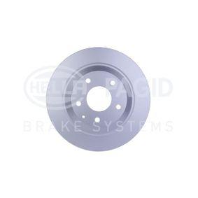 Disco de freno 8DD 355 118-541 CX-5 (KF) 2.0 ac 2021