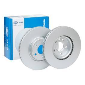 Bremsscheibe Bremsscheibendicke: 28mm, Ø: 300mm mit OEM-Nummer 3120232-7