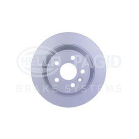 Bremsscheibe Bremsscheibendicke: 12mm, Ø: 302mm mit OEM-Nummer 30 769 058