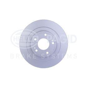 Disco de freno 8DD 355 120-431 ASX (GA_W_) 1.8 DI-D 4WD ac 2021