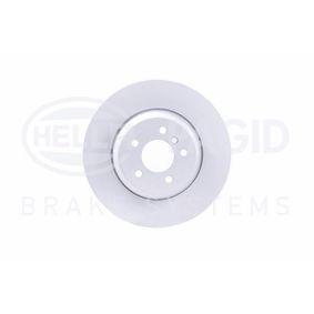 Brake Disc Brake Disc Thickness: 24mm, Ø: 345mm with OEM Number 3420 6 797 607