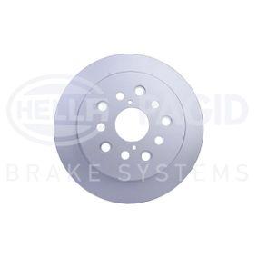 Bremsscheibe Bremsscheibendicke: 16mm, Ø: 310mm mit OEM-Nummer 42431-50080