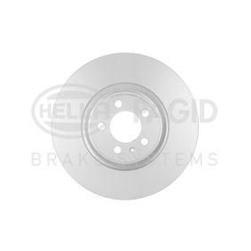 HELLA PRO 8DD 355 122-811 Bremsscheibe Bremsscheibendicke: 25,0mm, Ø: 310mm