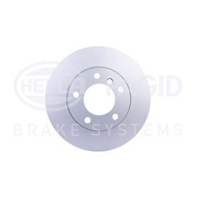 Bremsscheibe Bremsscheibendicke: 12mm, Ø: 286mm mit OEM-Nummer 6757750