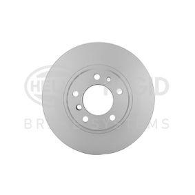 Bremsscheibe Bremsscheibendicke: 28mm, Ø: 316mm mit OEM-Nummer 34 11 6 757 752