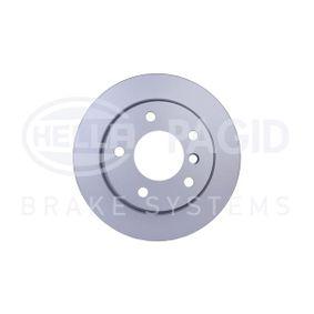 Bremsscheibe Bremsscheibendicke: 19,0mm, Ø: 276mm mit OEM-Nummer 34211162315