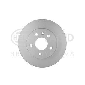 Bremsscheibe Bremsscheibendicke: 22,0mm, Ø: 276mm mit OEM-Nummer A6384210112