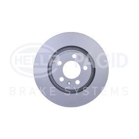 Bremsscheibe Bremsscheibendicke: 22,0mm, Ø: 280mm mit OEM-Nummer 1J0.615.301P