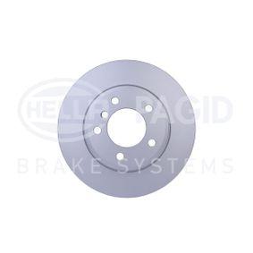 Bremsscheibe Bremsscheibendicke: 22mm, Ø: 300mm mit OEM-Nummer 34 116 855 152