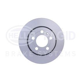 Bremsscheibe Bremsscheibendicke: 22mm, Ø: 256mm mit OEM-Nummer 8L0615601