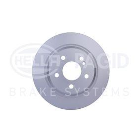 Bremsscheibe Bremsscheibendicke: 22,0mm, Ø: 300mm mit OEM-Nummer A220 423 021264