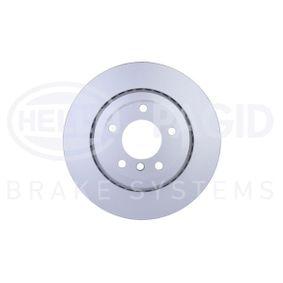Bremsscheibe Bremsscheibendicke: 21,8mm, Ø: 320mm mit OEM-Nummer 6855157