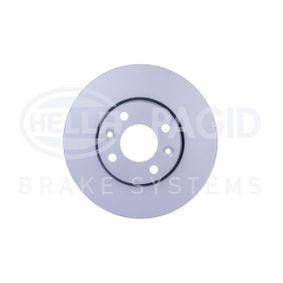 Bremsscheibe Bremsscheibendicke: 22mm, Ø: 260mm mit OEM-Nummer 40 20 649 11R