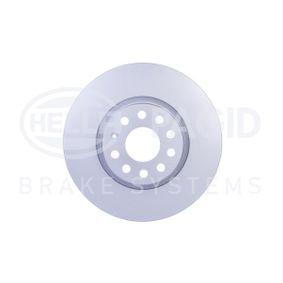 Bremsscheibe Bremsscheibendicke: 25,0mm, Ø: 312mm mit OEM-Nummer 1K0 615 301 D