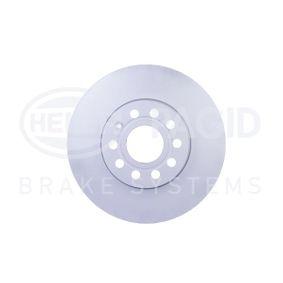 Bremsscheibe Bremsscheibendicke: 24,9mm, Ø: 288mm mit OEM-Nummer 1K0 615 301 T