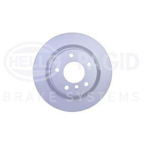 Bremsscheibe Bremsscheibendicke: 19,9mm, Ø: 300mm mit OEM-Nummer 34216764651