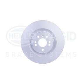 Спирачен диск 8DD 355 128-591 M-класа (W164) ML 320 CDI 3.0 4-matic (164.122) Г.П. 2005