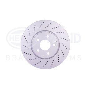 Brake Disc 8DD 355 128-791 E-Class Saloon (W212) E 350 CDI 3.0 MY 2013