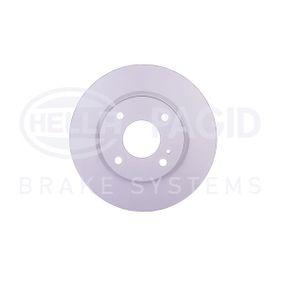 Brake Disc Brake Disc Thickness: 23mm, Ø: 258mm with OEM Number 8V51-1125AC