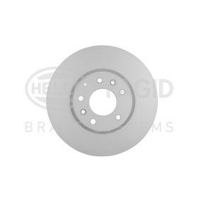 Bremsscheibe Bremsscheibendicke: 25mm, Ø: 299mm mit OEM-Nummer G33Y-3325X