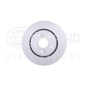 Disco de freno 8DD 355 129-061 CR-V 4 (RM_) 2.2 i-DTEC AWD (RE6) ac 2021
