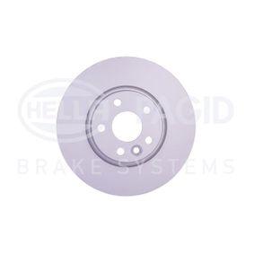 Bremsscheibe Bremsscheibendicke: 28mm, Ø: 300mm mit OEM-Nummer 7G91 1125-BA