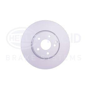 Brake Disc 8DD 355 129-521 E-Class Saloon (W212) E 350 CDI 3.0 MY 2011