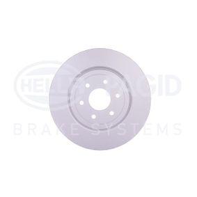 Bremsscheibe Bremsscheibendicke: 28mm, Ø: 320mm mit OEM-Nummer 40206-5X00A