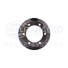 Brake Drum Drum Ø: 280mm, Outer Br. Sh. Diameter: 316,5mm with OEM Number 92VB1126BA